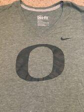 Nike University of Oregon Ducks Dri Fit Logo  T-Shirt- XL