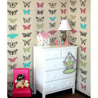 Butteflies Allover Stencil - Easy DIY Home Decor - By Cutting Edge Stencils