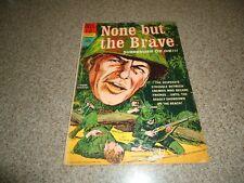 NONE BUT THE BRAVE COMIC BOOK