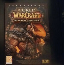 WORLD OF WARCRAFT : WARLORDS OF DRAENOR EXPANSION PC