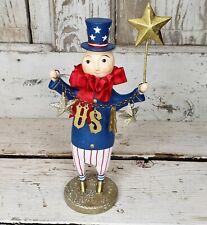Heather Myers for Esc ~ Patriotic Sam - Cute! Patriotic Figure 55465