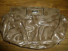 Retired MICHE CLASSIC SHELL ~STACEY ~ BROWN MUSHROOM TAUPE NICE!!