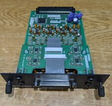Yamaha DA CARD MODEL MY8-DA96 24 BIT 96 KHz FOR 02R96 01V96 DM2000 Mixing Desk