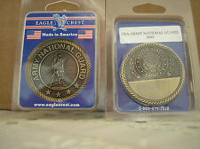 CHALLENGE COIN - UNITED STATES ARMY - ARMY NATIONAL GUARD