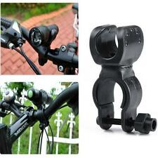 360 Degree Bicycle LED Flashlight Mount Holder For Bicycle Torch Clip Clamp LJ