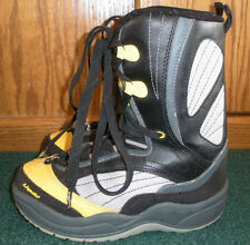 # 25  LIQUID  SNOW BOARD BOOTS, YOUTH- KIDS 5