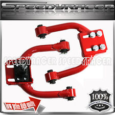 1996-00 Honda Civic Front Upper Adjustable Control Arm with Camber Kit  Red