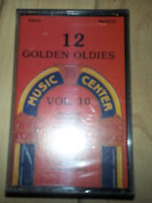 12 Golden Oldies Volume 10 Cassette