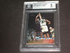 MARCUS CAMBY 1996-97 TOPPS CHROME AUTHENTIC BASKETBALL CARD BECKETT GRADED 9