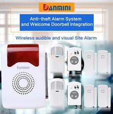 New Home Burglar Security Smart Alarm System  Intruder Wireless Alarm