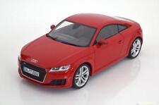 1:18 Minichamps Audi TT Coupé Red