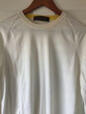 Louis Vuitton Mens Sweater (L) Made In Italy 75% Wool 20% Silk 5% Cashmere