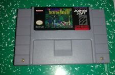 Secret Of Mana 2 II( Super Nintendo, SNES) Reproduction/Tested/Saves