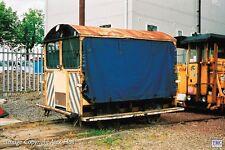 32-993 Bachmann OO Wickham Type 27 Trolley Car BR Engineers Yellow Wasp Stripes