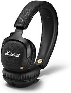 Marshall MID Bluetooth Wireless Headband - Black 04091742 NEW