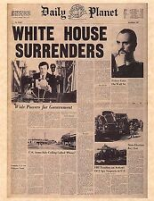 Daily Planet White House Surrenders > Superman > Zod > DC > Prop/Replica