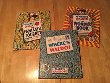 Where's Waldo Book Lot