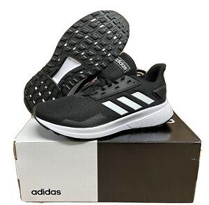 NIB Adidas Kids Size 2 Duramo 9 K Running Shoe BB7061 Boys Girls Unisex Sneakers