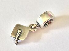 Authentic Pandora Graduation Hat Charm - 790270 AS NEW