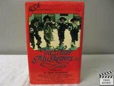 The Three Musketeers (1973) VHS (Large Case) Oliver Reed, Raquel Welch