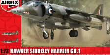 Airfix Hawker Siddeley Harrier GR1 GR.1 RAF 1970 / 1971 - 1:72 Model-Bausatz kit