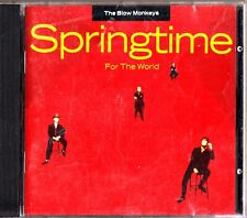 BLOW MONKEYS - Springtime For The World CD 1990 Mick Anker/Neville Henry