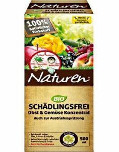 CELAFLOR® Naturen Bio 500 ml Schädlingsfrei Obst.-u. Gemüse Konzentrat Wollläuse