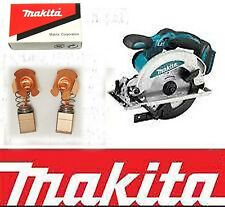 Makita CB441 Carbon Brushes BTW200 BTW450 BLS820 BSR730 LS800D BTW450Z LXSL01 M2
