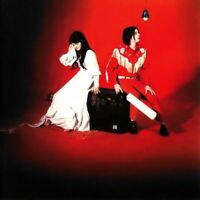 THE WHITE STRIPES elephant (CD, album) indie rock, punk, very good condition,