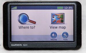 Garmin Nuvi 200W GPS Navigation 2020 North America & 2019 Tracks 4 Africa Maps