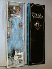 "Tonner Alice In Wonderland 16"" Alice Kingsley Kingsleigh Doll New NRFB"