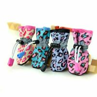 Funny Pet Rain Shoes Boots Socks Waterproof Anti-slip for Small Dog Puppy Cat