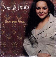NORAH JONES - THOSE SWEET WORDS CD SINGLE SEALED 1 TRACK PROMO 2007