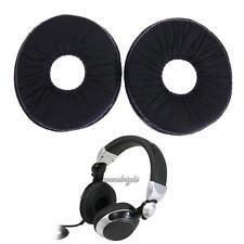 A Pair Replacement Headphones Cushion Earpads For Technics RP DJ1200 DJ1210