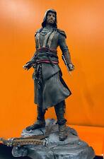 Assassin's Creed Movie Film Fassbender Aguilar PVC Statue UBISOFT no Dragonball