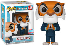 Funko Pop! Disney Talespin 446 Shere Khan NYCC 2018 Fall Convention Exclusive