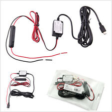 Car Camera Hardwire Kit with Mini USB For G1w / Mini-0801/ Mobius Action Camera
