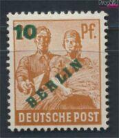 Berlin (West) 65 geprüft postfrisch 1949 Grünaufdruck (9223636