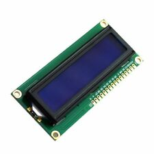DC 5v Hd44780 1602 LCD Display Module 16x2 Character LCM LED Blue Blacklight