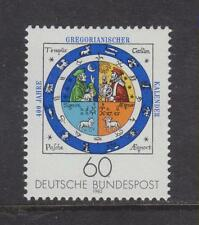 Germania OVEST Gomma integra, non linguellato TIMBRO Deutsche Bundespost 1982 CALENDARIO GREGORIANO SG 2009
