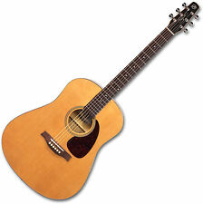 Seagull 039906 S6 Original Series Natural Finish Acoustic Guitar with Gloss