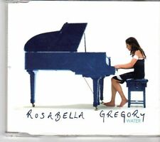 (EY360) Rosabella Gregory, Water - CD