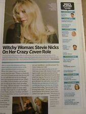 Stevie Nicks, Fleetwood Mac, Full Page Clipping