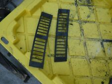 Bombardier Sno-Prince snowmobile parts: Both Hod Vents 100%