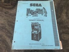 Arcade Game, Arcade Logic, Sega The House of the Dead 2 Owner's Manual