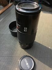 Sony Alpha A fit Minolta 70-210mm F4 AF Beercan zoom Lens