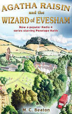 Agatha Raisin and the Wizard of Evesham by M. C. Beaton (Paperback, 2006)