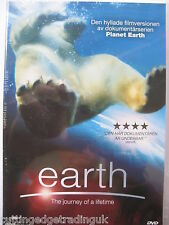 Earth: The Journey of a Lifetime (DVD, 2008) NEW SEALED (Nordic Packaging)