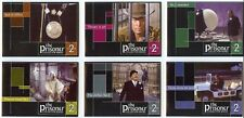 The Prisoner Series 2 Limited Edition 2003 Preview Card Set - Cards Inc.