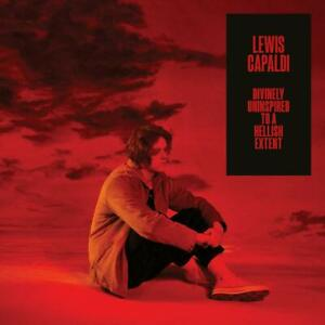 CD*LEWIS CAPALDI**DIVINELY UNINSPIRED TO A HELLISH EXTENT***NAGELNEU & OVP!!!